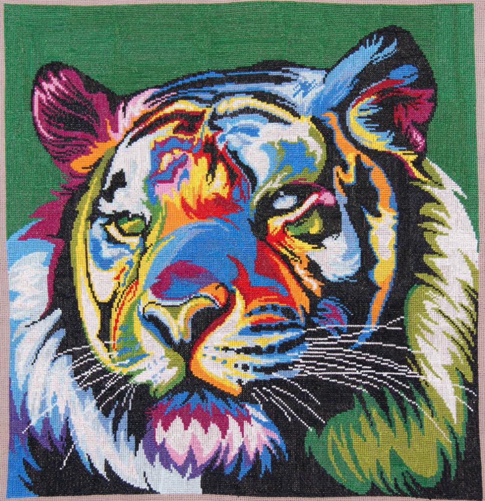 Тигр радужный